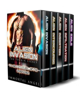 Alien Invasion series box final